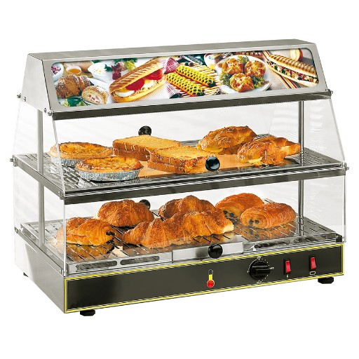 Heated Display / 食品保溫陳列櫃